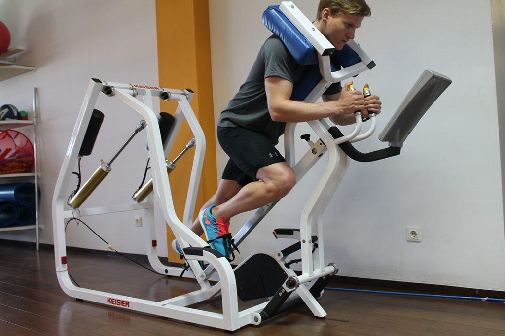 Trainingsbereich 3 Location Innsbruck